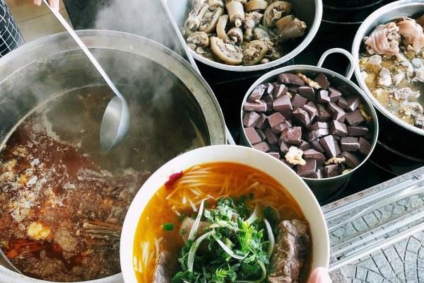 Phát thèm với 05 quán bún bò siêu ngon ở Đà Nẵng